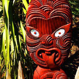 뉴질랜드 원주민, '마오리 빌리지'에서 독특한 문화 엿보기