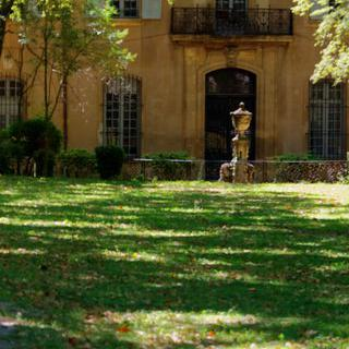 근대 회화의 아버지 폴 세잔이 머물던 공원, 'Bastide du Jas de Bouffan' 산책하기