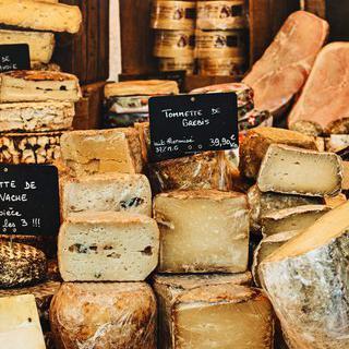 프랑스 치즈의 모든 것, '파사주의 치즈 가게'에서 플레이트 즐기기