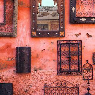 장인의 솜씨를 모아 올린 'Agadir Medina' 둘러보기