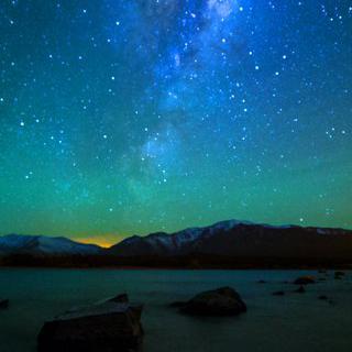 별빛이 내려앉은 'Lake Tekapo Village'에서 프로포즈하기