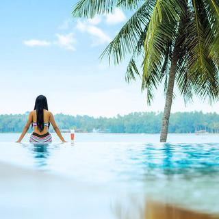 로맨틱한 'Hilton Playa del Carmen'에서 호캉스 즐기기