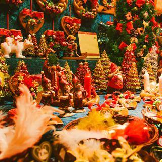 유서 깊은 전통 축제, '스트라스부르 크리스마스 마켓' 구경하기