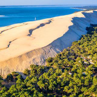 프랑스의 사막, '듄느 듀 삘라'에서 모래 언덕 감상하기