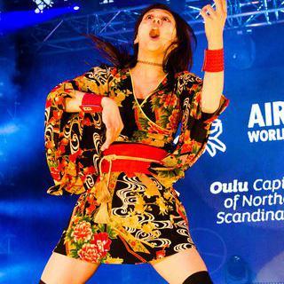 허공의 기타 연주, 'Air Guitar World Championships' 참가하기