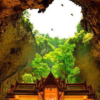 햇살이 내리쬐는 동굴, 'Phraya Nakhon Cave' 탐험하기