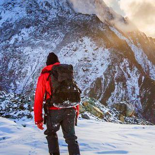 빙하 위를 걷는 짜릿함, 'Franz Josef Glacier'에서 하이킹하기