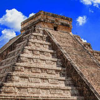 웅장한 마야의 피라미드, 'El Castillo' 유적 감상하기