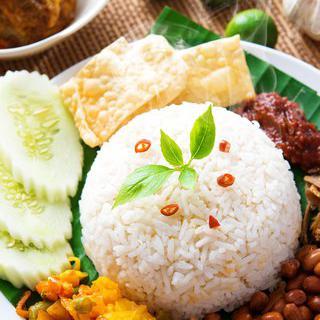 말레이시아 로컬 맛집, 'Village Park Restaurant'에서 나시르막 먹어보기