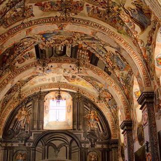 멕시코의 시스티나 성당, 'Sanctuary of Atotonilco'에서 벽화 감상하기