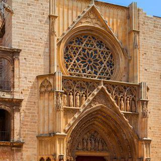 유물로 남은 최후의 만찬, '발렌시아 대성당'에서 성배 보기