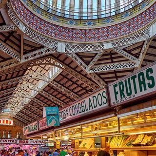 발렌시아의 먹거리 천국, 'The Central Market of Valencia' 시장 탐험하기