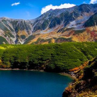 일본에서 만나는 작은 알프스, '다테 산' 트레킹하기