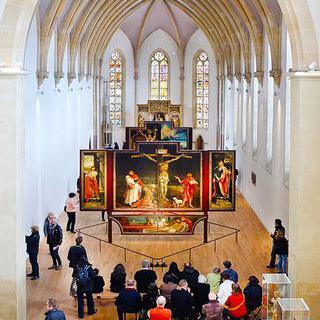 그림이 주는 위로, 'Unterlinden Museum'에서 제단화 감상하기