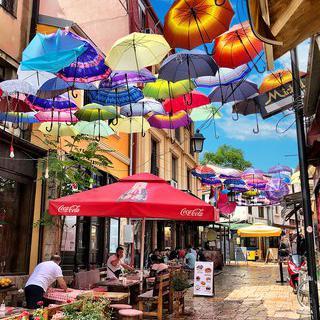 발칸 반도 최대 시장, 'Old Bazaar, Skopje'에서 쇼핑하기