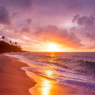 기억이 멈추는 곳, '지와타네호'에서 해변 산책하기