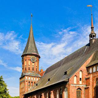 고향을 품은 대성당, 'Königsberg Cathedral'에서 칸트의 무덤 보기