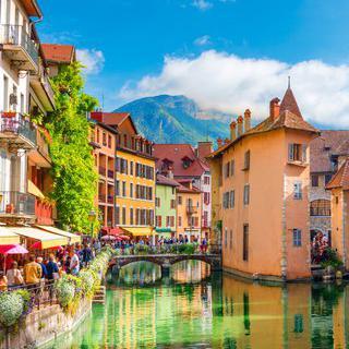 호숫가의 작은 베네치아, 'Old Town of Annecy' 탐방하기