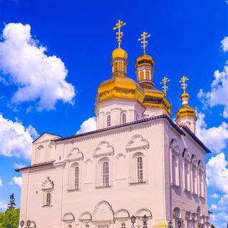시베리아의 중세 수도원, 'Holy Trinity Monastery' 방문하기