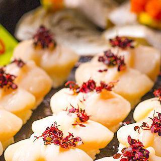 스시 파라다이스, '가라토시장'에서 초밥 먹어 보기