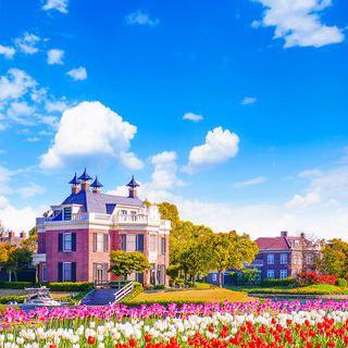 중세 네덜란드 테마파크, '하우스텐보스' 관람하기