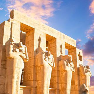 람세스 2세의 신전, '라메세움' 관람하기