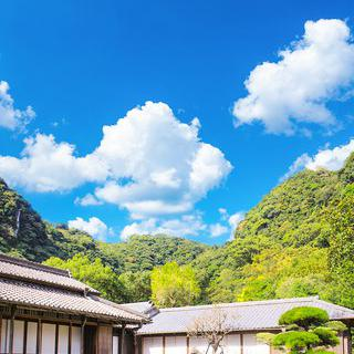 일본 귀족의 저택, '센간엔' 감상하기