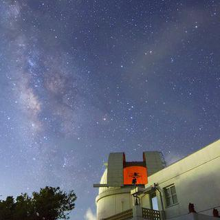 일본 최남단 천문 관측대에서 쏟아지는 별 바라보기