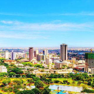나이로비의 오아시스, '우후루 공원'에서 힐링하기