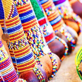 마사이족 수공예품 시장, 'The Maasai Market'에서 쇼핑하기
