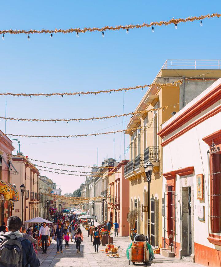 오악사카, 멕시코 프로필 이미지