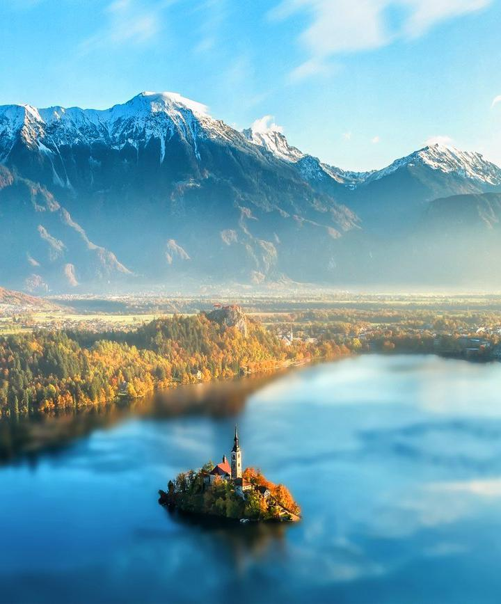 블레드, 슬로베니아 프로필 이미지
