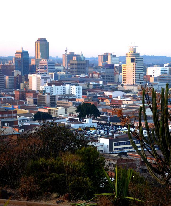 하라레, 짐바브웨 프로필 이미지
