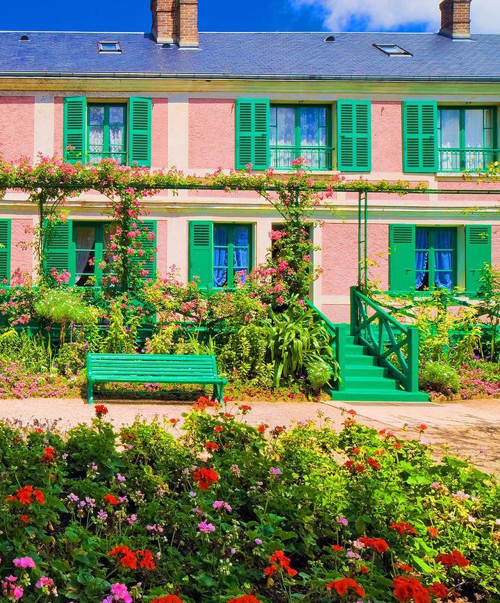 지베르니, 프랑스 프로필 이미지