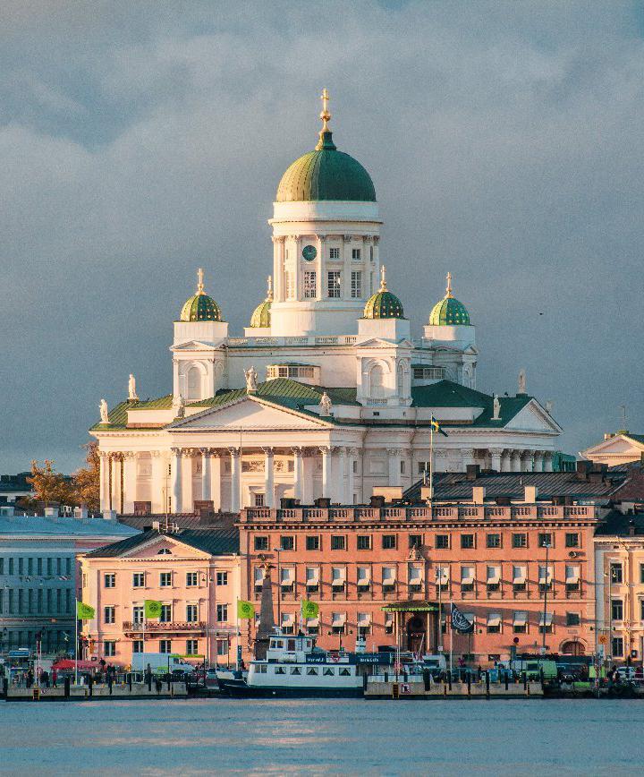 헬싱키, 핀란드 프로필 이미지