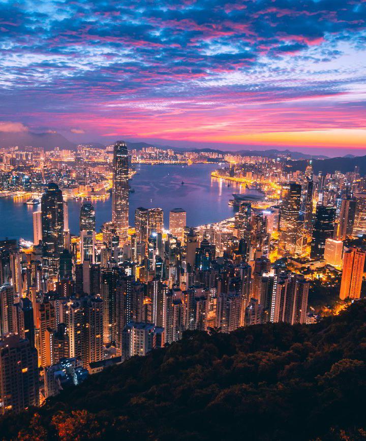 홍콩, 홍콩 프로필 이미지