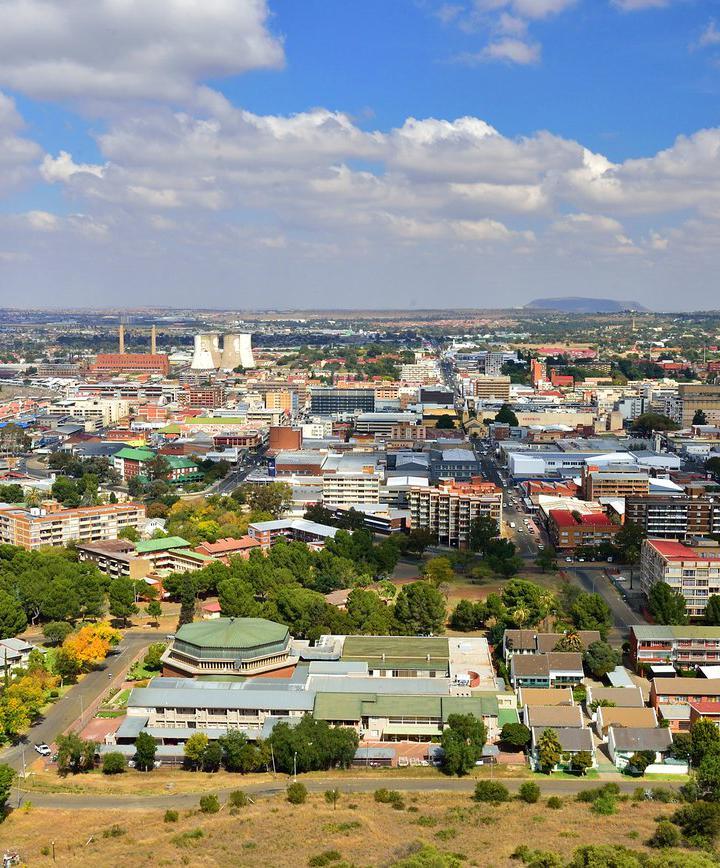 블룸폰테인, 남아프리카 공화국 프로필 이미지