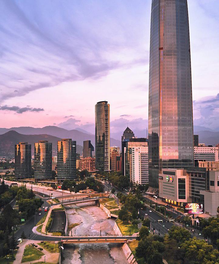 산티아고, 칠레 프로필 이미지