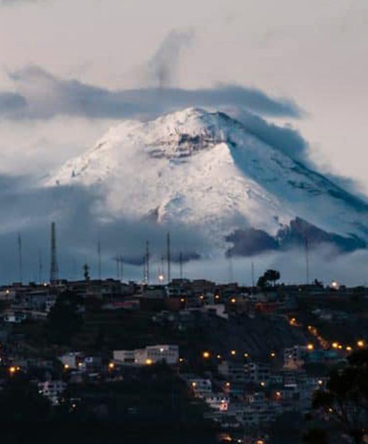 키토, 에콰도르 프로필 이미지