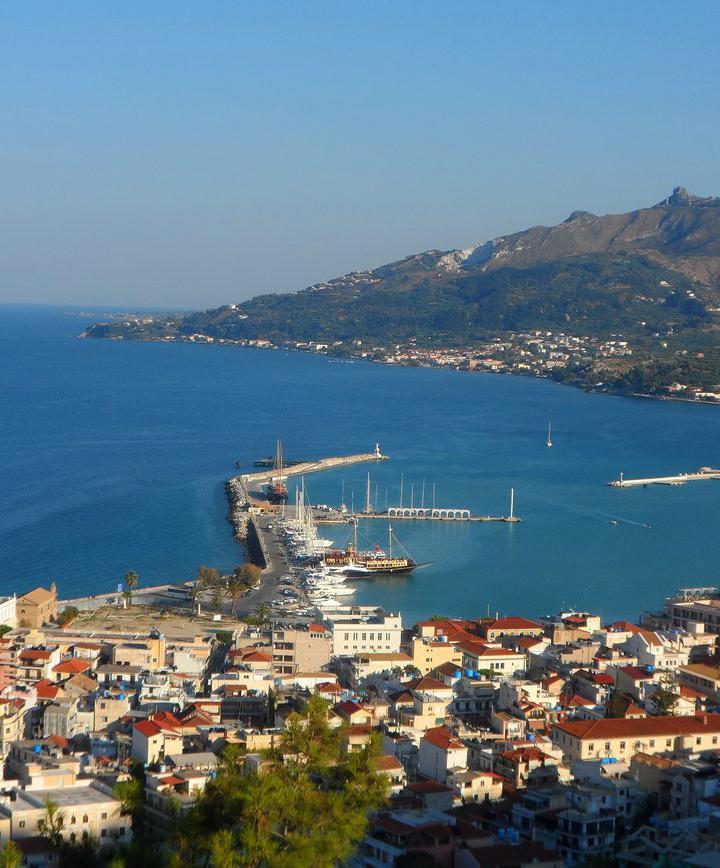 자킨토스, 그리스 프로필 이미지