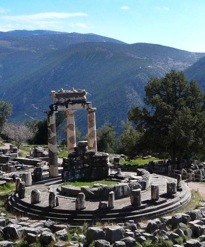 델포이, 그리스 프로필 이미지