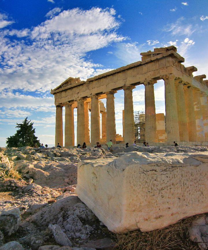 아테네, 그리스 프로필 이미지