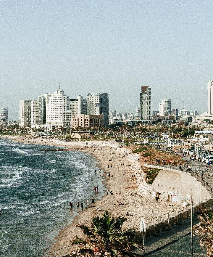 텔아비브, 이스라엘 프로필 이미지