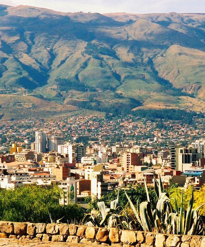코차밤바, 볼리비아 프로필 이미지