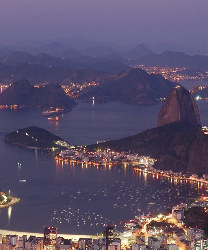 리우데자네이루, 브라질 프로필 이미지