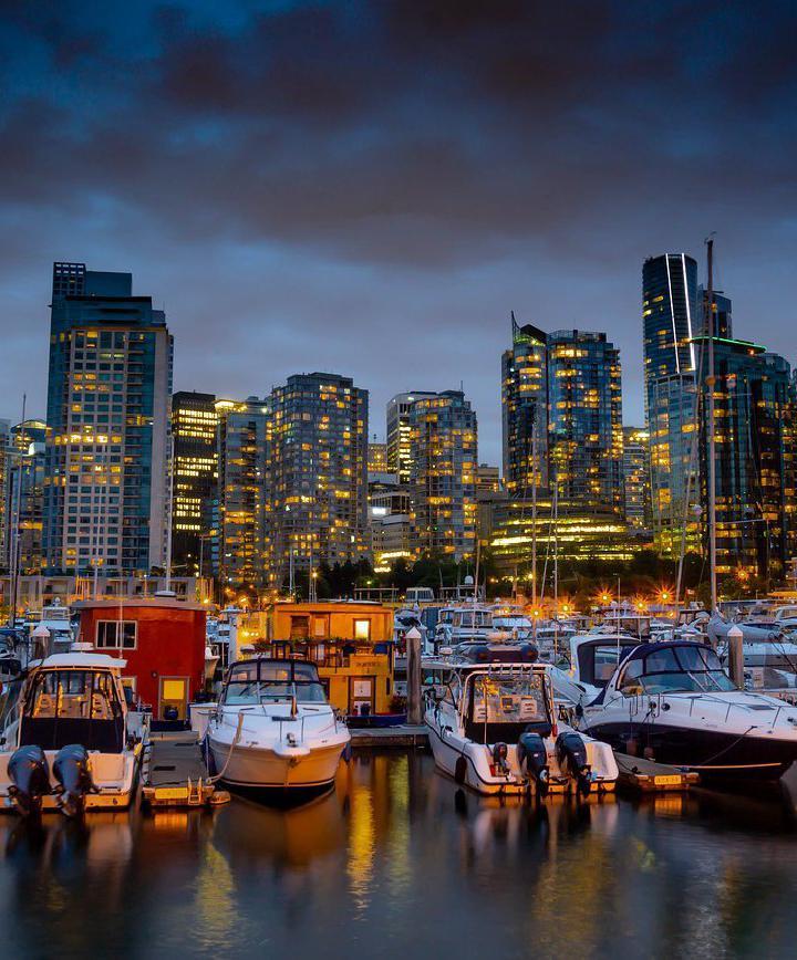 밴쿠버, 캐나다 프로필 이미지