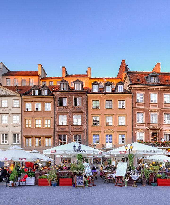 바르샤바, 폴란드 프로필 이미지