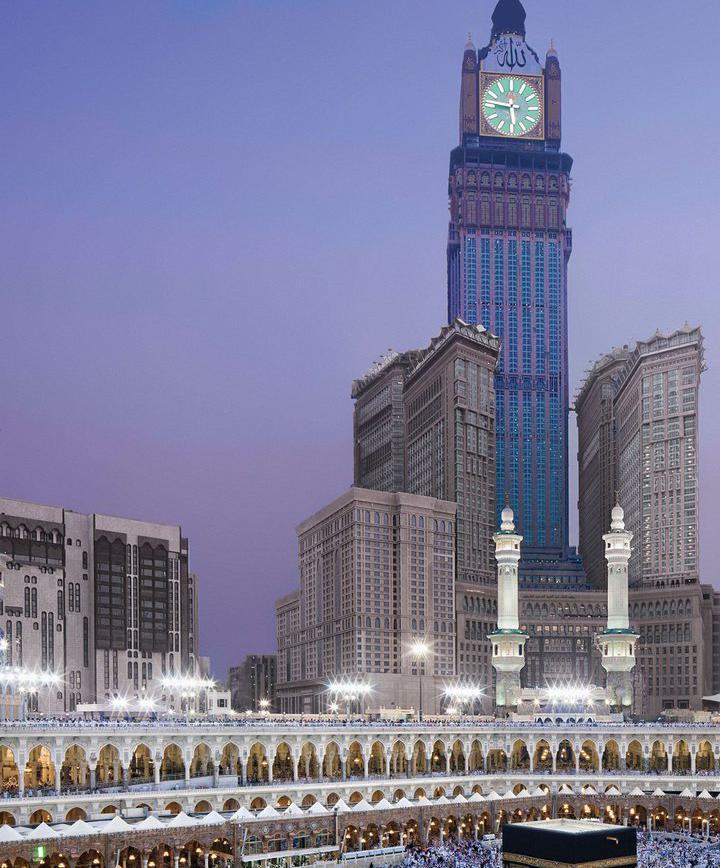 메카, 사우디 아라비아 프로필 이미지