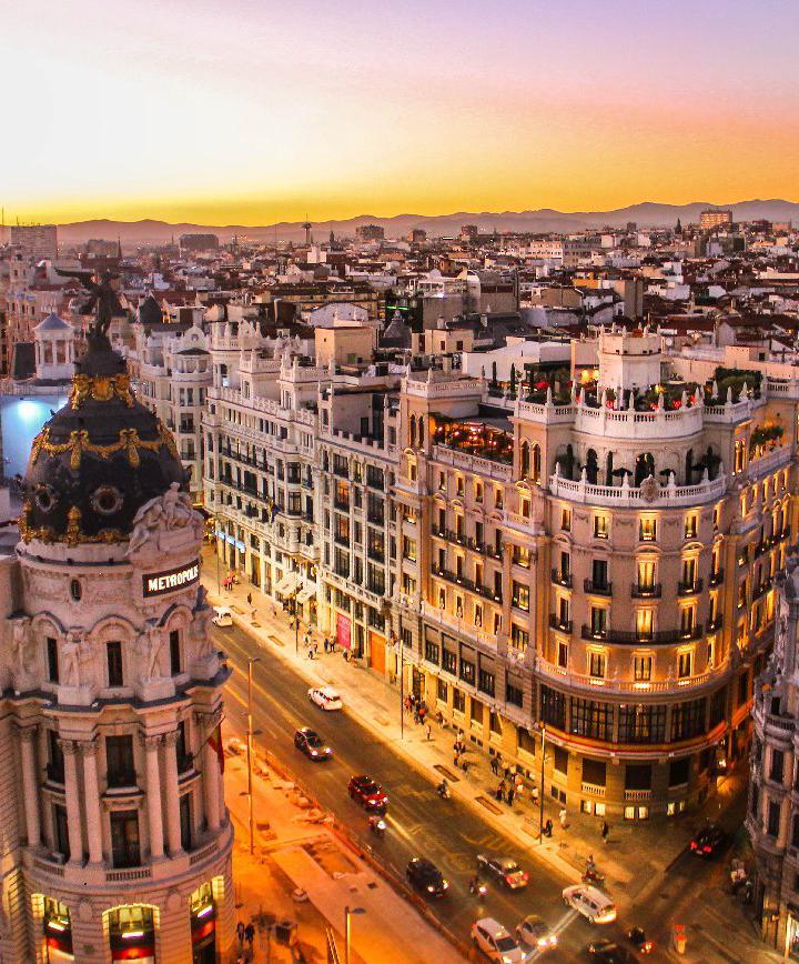 마드리드, 스페인 프로필 이미지