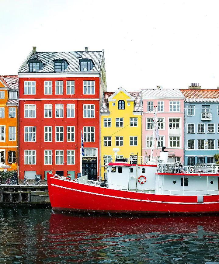 코펜하겐, 덴마크 프로필 이미지